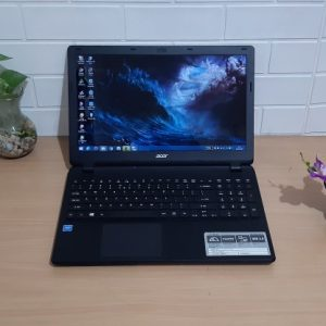 Acer ES1-531 Intel® Celeron® N3050 ram 4GB hdd 500GB, slim mulus layar lebar 15.6-inch