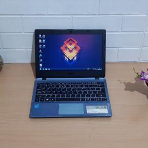 Acer V5-132 Intel Celeron 1019Y ram 4GB hdd 500GB, slim ringan layar 11.6-inch