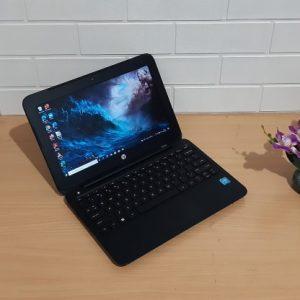 HP 11-F006TU Intel Celeron Dualcore N2840 slim ringan mulus layar 11.6-inch