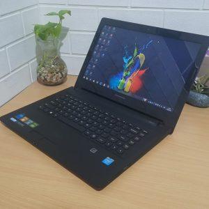 Lenovo G40-30 intel N2840 ram 4GB hd500gb slim mulus elegan normal semua siap pakai (terjual)