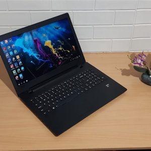 Lenovo Ideapad 110 AMD A8-7410 Quadcore ram 4GB hdd 1TB, slim layar lebar 15.6-inch (terjual)
