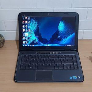 Laptop Premium Dell XPS L401X Intel Core i7 Q 740 ram 8GB hdd 500GB, keyboard nyala mulus mewah elegan (terjual)