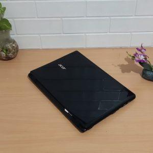 Acer E5-411 Intel® Celeron N2840 ram 4GB ssd 120GB, VGA Nvidia 820M 2GB VRAM slim elegan