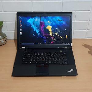 Thinkpad L530 Intel Core i5-3320M Ram 4GB ssd 128GB + 320GB HDD, layar lebar 15.6-inch normal semua siap kerja