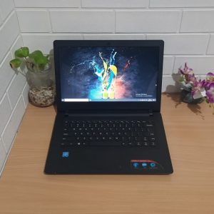 Lenovo Ideapad 110 intel celeron quadcore N3160 ram 2Gb SSD 128GB slim elegan
