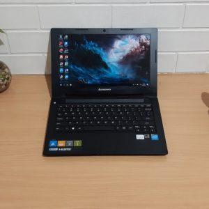 Lenovo S20-30 Intel® Celeron® N2840 hdd 500GB, layar 11.6-inch slim ringan mulus elegan