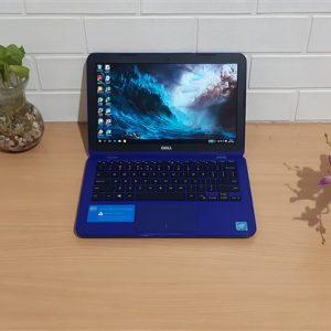 Dell Inspiron 3162 Intel Celeron N3060 dual-core ram 4GB hdd 500GB, slim elegan layar 11.6-inch