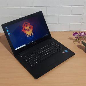 Laptop Grafis Lenovo G40-70 Intel Core i5-4210U ram 4GB ssd 128GB + hdd 500GB, Dual VGA AMD Radeon M230 2GB