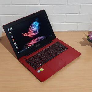 Gaming Asus A456URK Intel® Core™ i5-7200U ram 12GB ssd 120GB + hdd 1TB, VGA NVIDIA GeForce GT930MX slim elegan